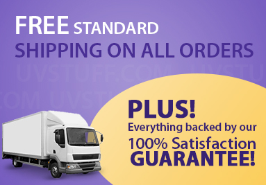 Free standard shipping on all orders